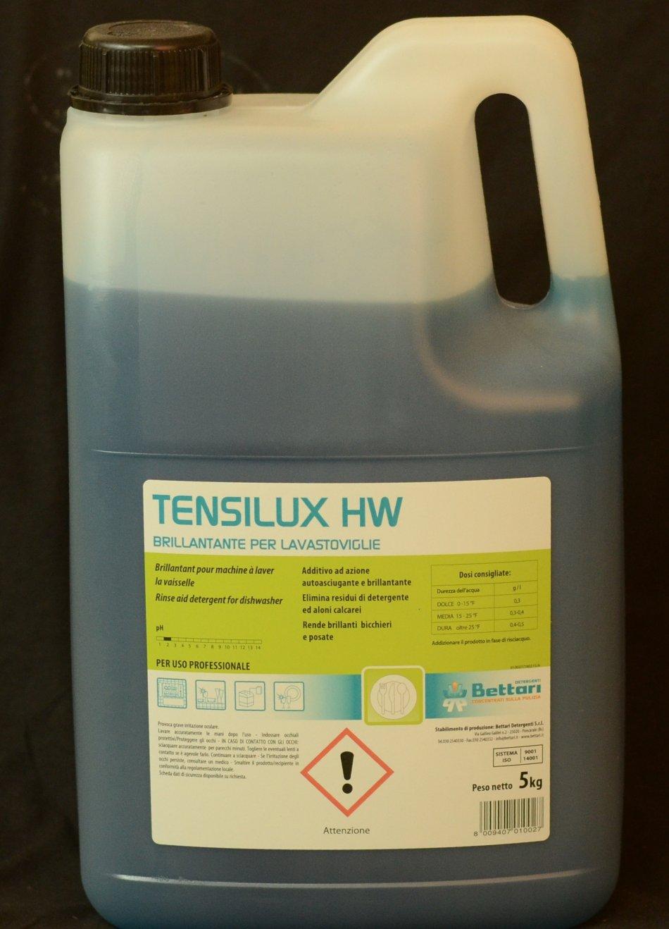 TENSILUX HW ADITIV DE STRALUCIRE A VASELOR