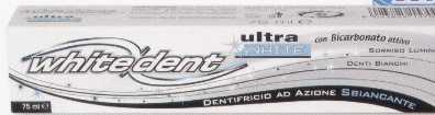 WHITEDENT  ULTRA  WHITE SBIANCANTE ( PASTA  DE  DINTI CU EFECT  DE  ALBIRE )75 ml