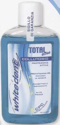 WHITEDENT  APA  DE  GURA TOTAL  ACTION400 ml