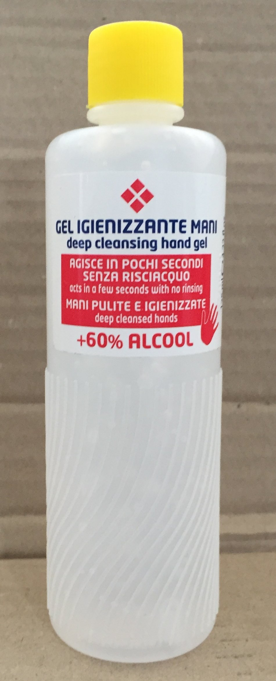 GEL IGIENIZANT MAINI 125 ML