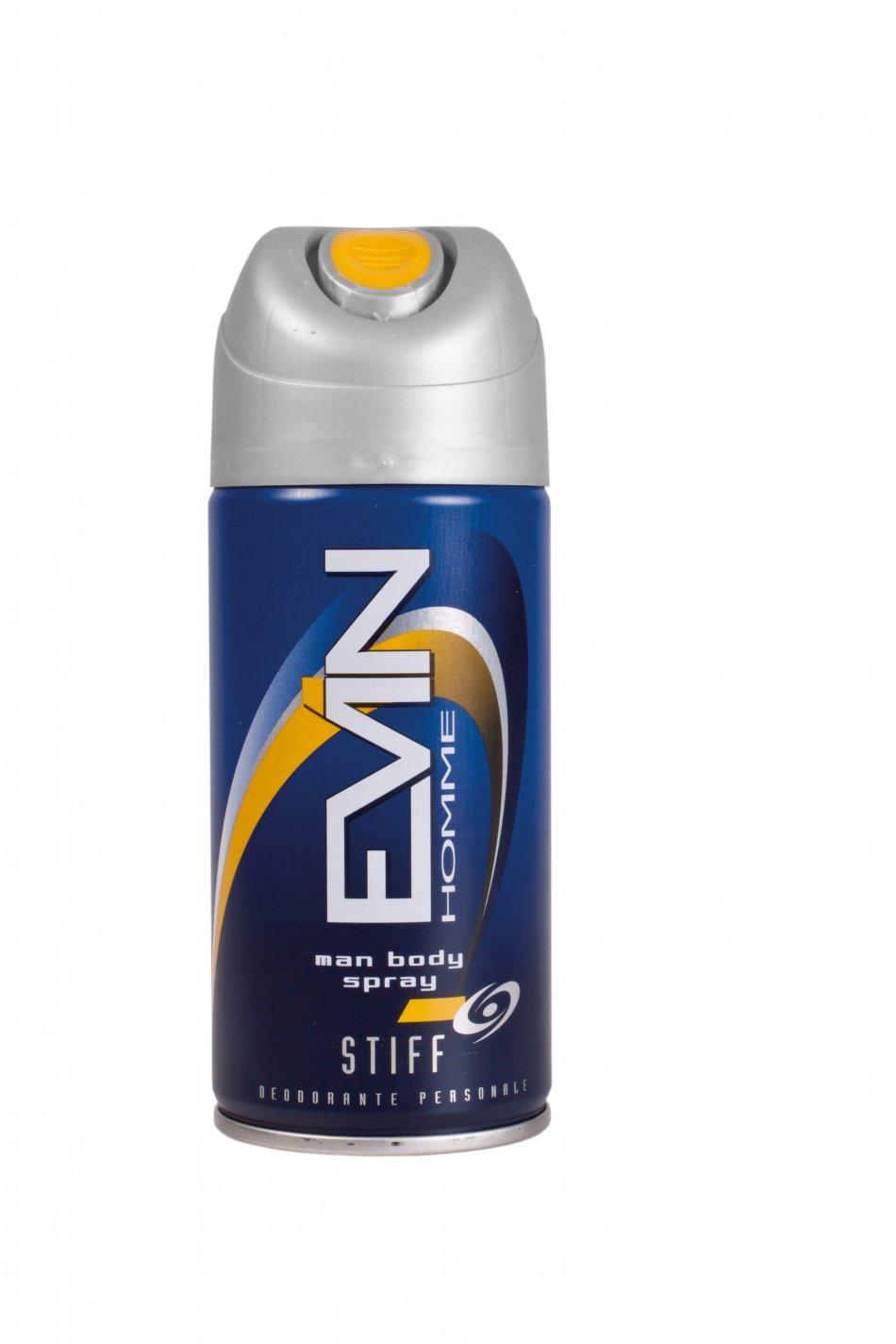 EVYN  DEO  BARBATESC (4  PARFUMURI)150 ml